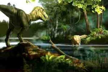 Alimentação dos Dinossauros