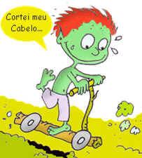 Caipora ou Curupira
