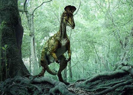 Cryolophossauro