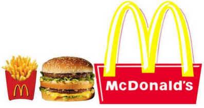 História do McDonald's