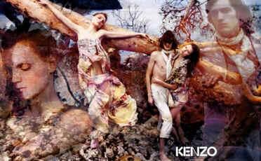 História da Kenzo