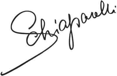 Logotipo Elsa Schiaparelli