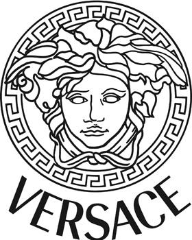 Logotipo da Versace