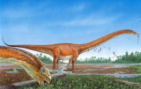 Mamenchissauro