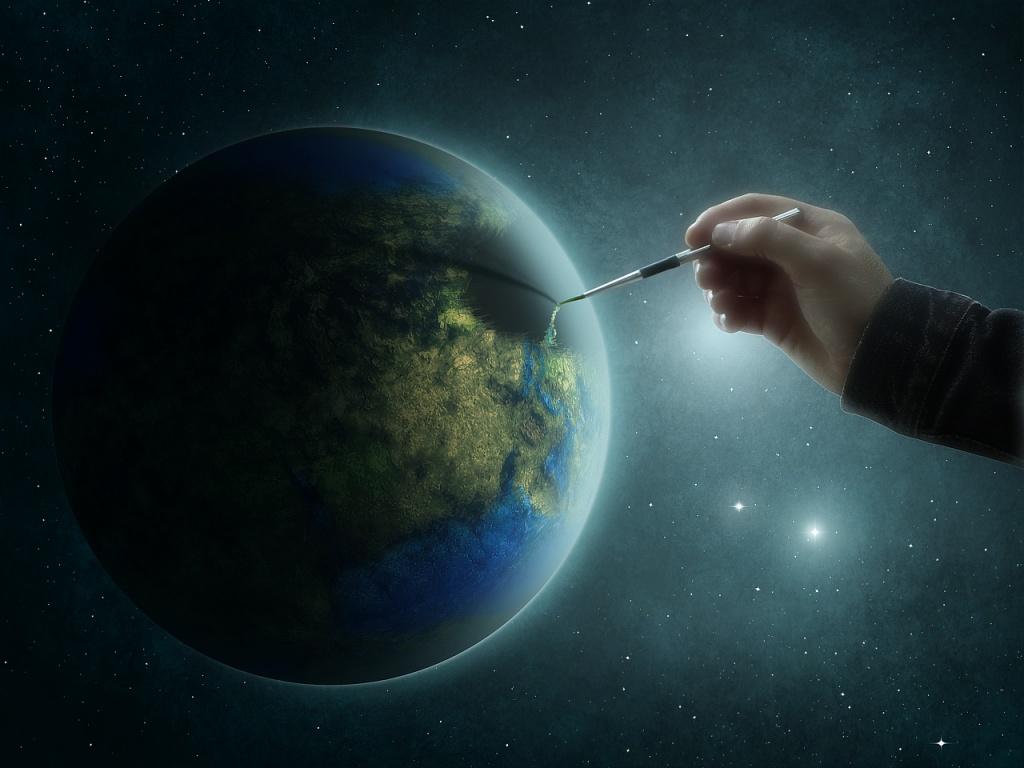 Como Surgiu O Mundo