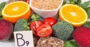 Vitamina B9 - Ácido Fólico