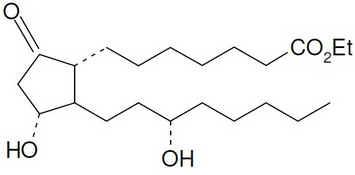 Ester etílico da diidro PGE2