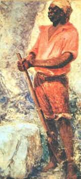 Zumbi, símbolo da resistência negra
