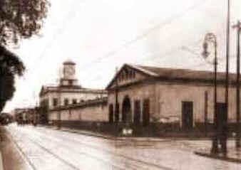Fábrica de gás - 1928 (Rio de Janeiro)