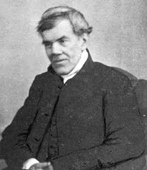 George Peacock