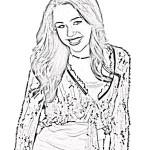 """HANNAH MONTANA - """"Hannah Montana"""" stars Miley Cyrus as """"Hannah Montana"""" and """"Miley Stewart."""" (DISNEY CHANNEL/BOB D'AMICO)"""