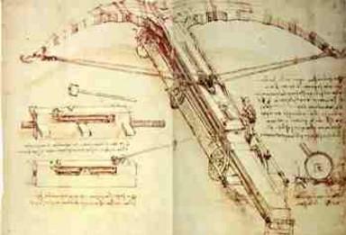 Estudos Para Equipamentos Militares - Leonardo da Vinci