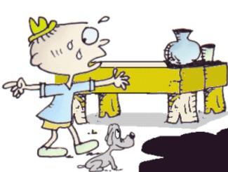 O Menino o Burro e o Cachorro