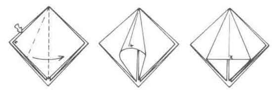 Dobraduras Básicas de Origami