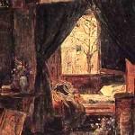 Interior do atelier de Auteuil