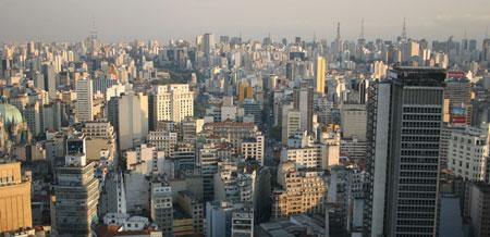 Classificação das Cidades