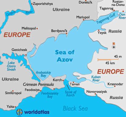 Mar de Arzov