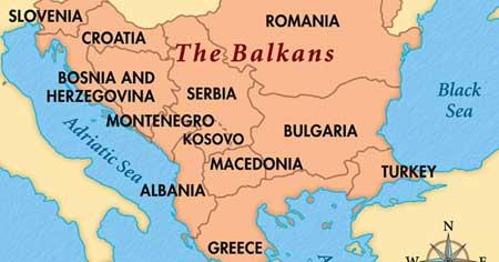 Península Balcânica