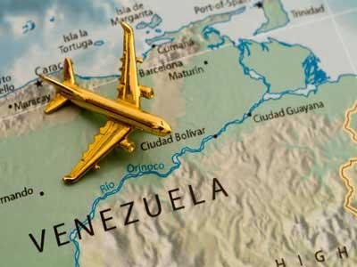 Imigração Venezuelana para o Brasil