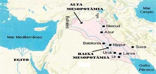 Baixa Mesopotâmia