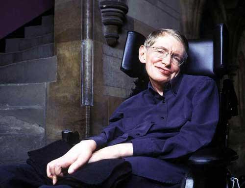 Stephen Hawking teorizou bastante sobre a relação entre os buracos de minhoca e o deslocamento do tempo