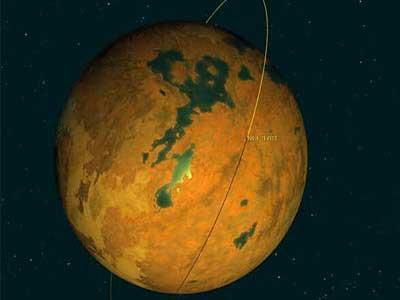 Planeta Vulcano